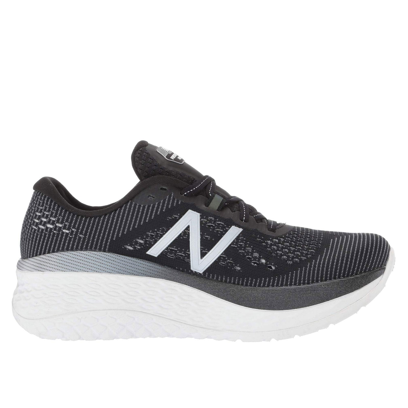 New Balance Fresh Foam More-Black/Orca