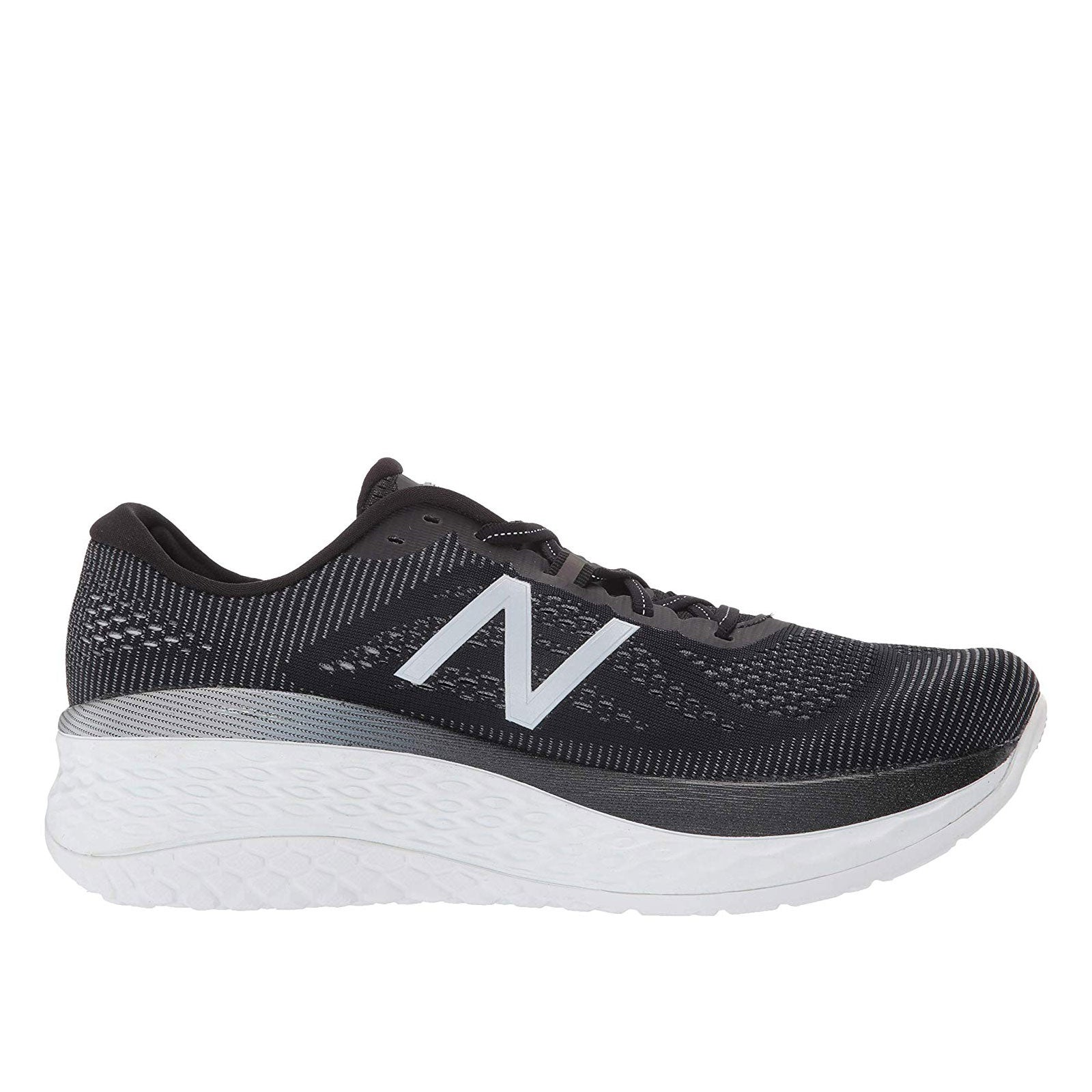 New Balance Running Course Fresh Foam More-Black/Orca