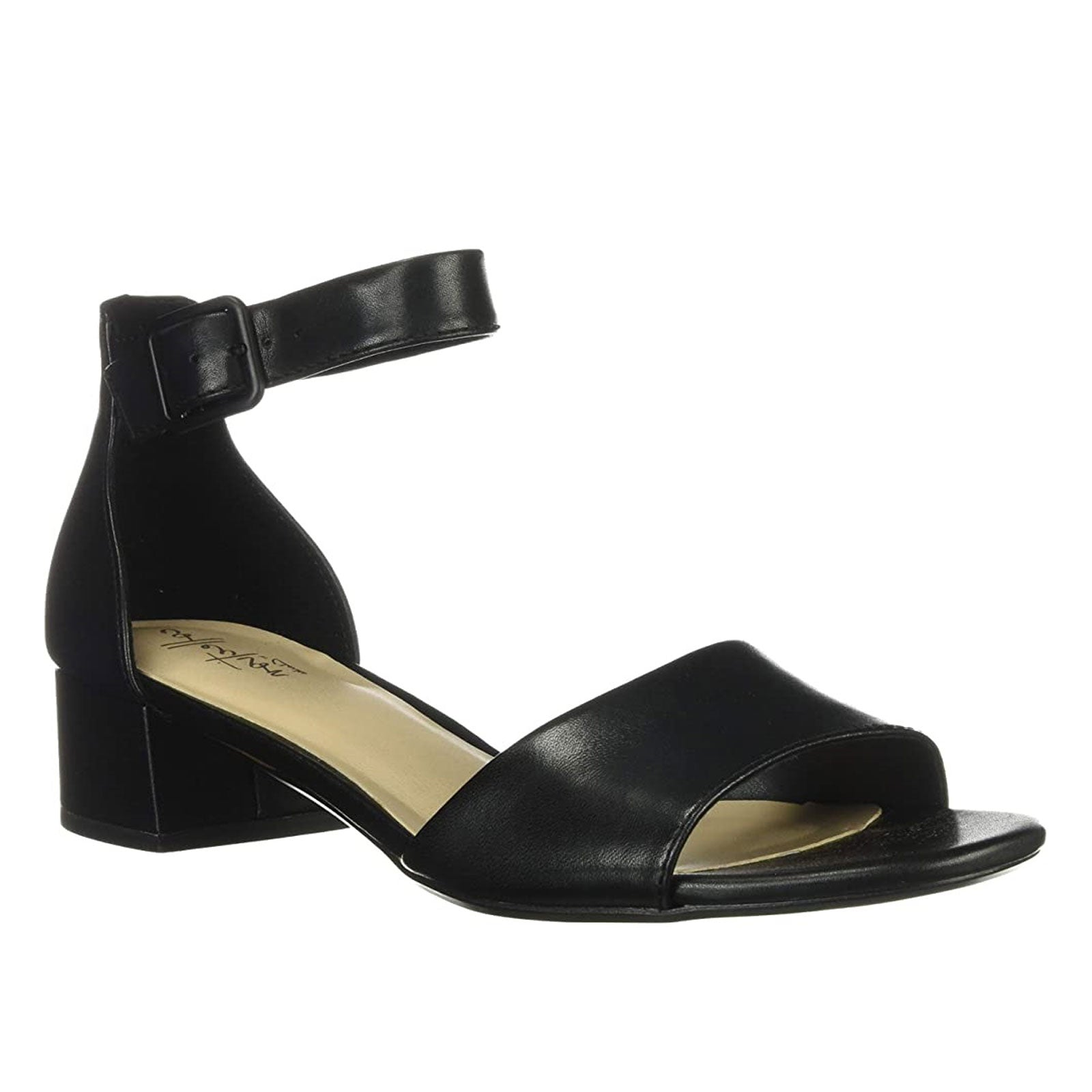 Clarks Elisa Dedra 39950 (Black Leather)