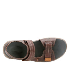 Clarks Brixby Shore 31549 (Dark Brown)