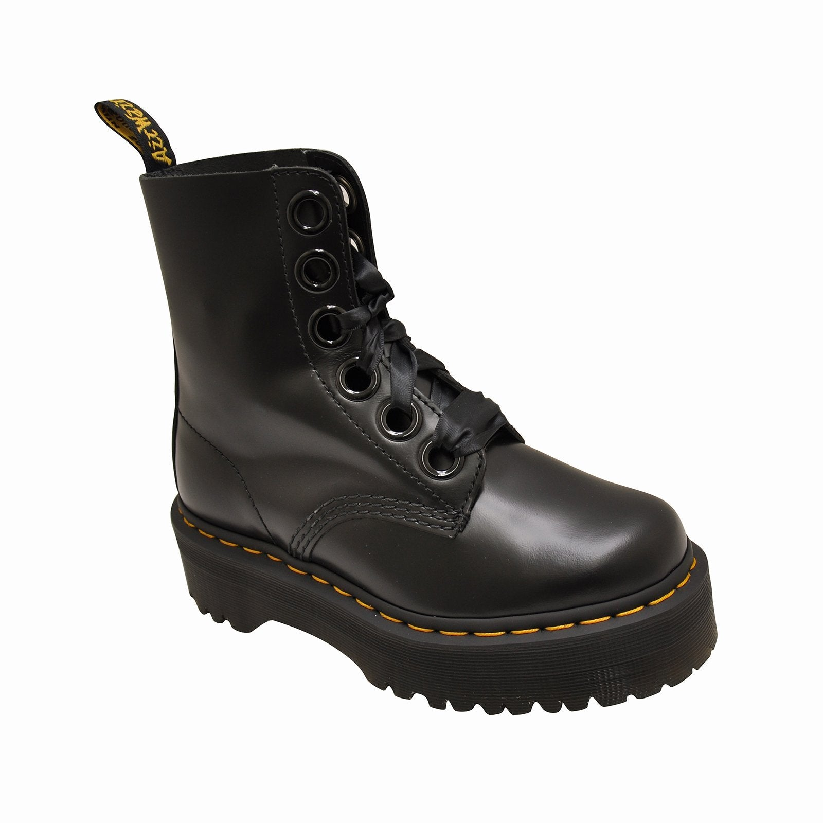 Dr. Martens Molly Buttero  24861001-(Black)