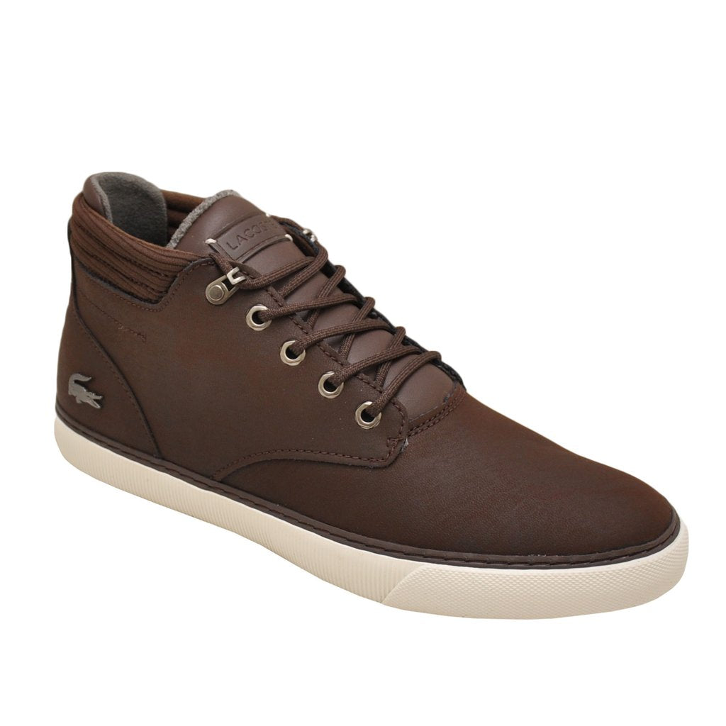 Lacoste Esparre Winter C 318 3 CAM 36CAM00222E2 (Dark Brown)
