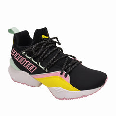 Puma Muse Maia TZ 36934301 (Black / Blazing Yellow)