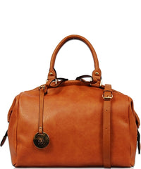 Tuya Leather Tote Bag's