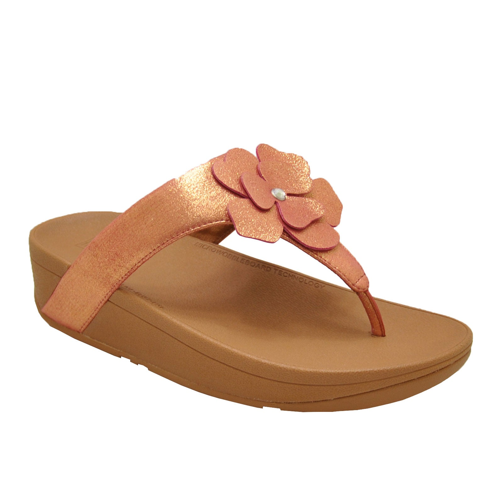 FitFlop Lottie Corsage Toe-Thong BF2-802