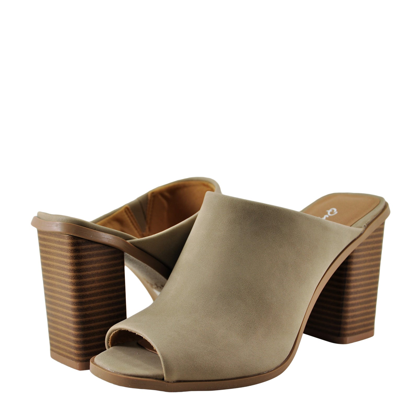 Qupid Luciana 01-Light Taupe