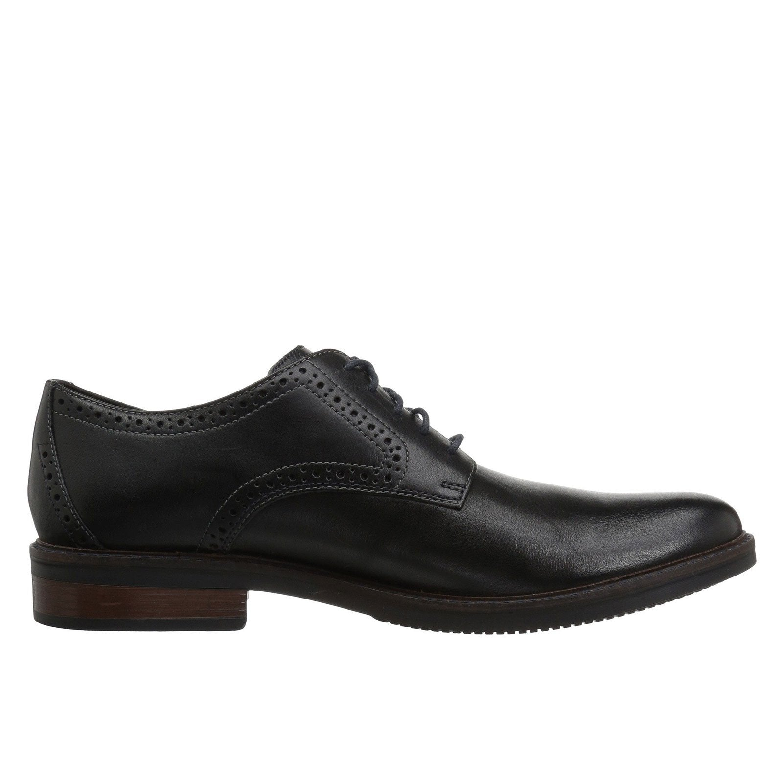 Clarks Bostonian Maxton Plain 36693-(Black)