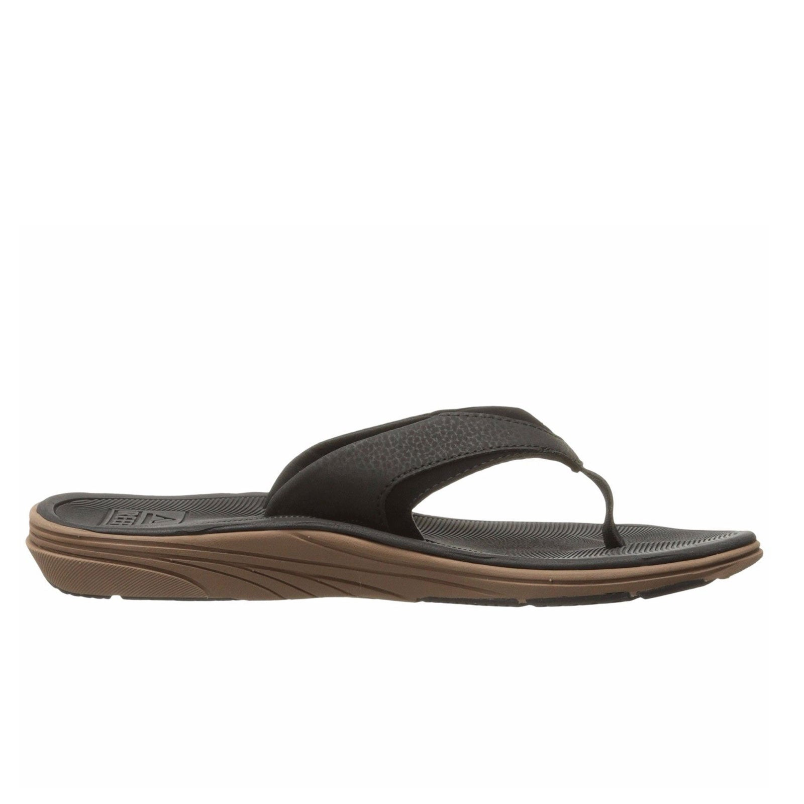 Reef Modern- Black / Brown