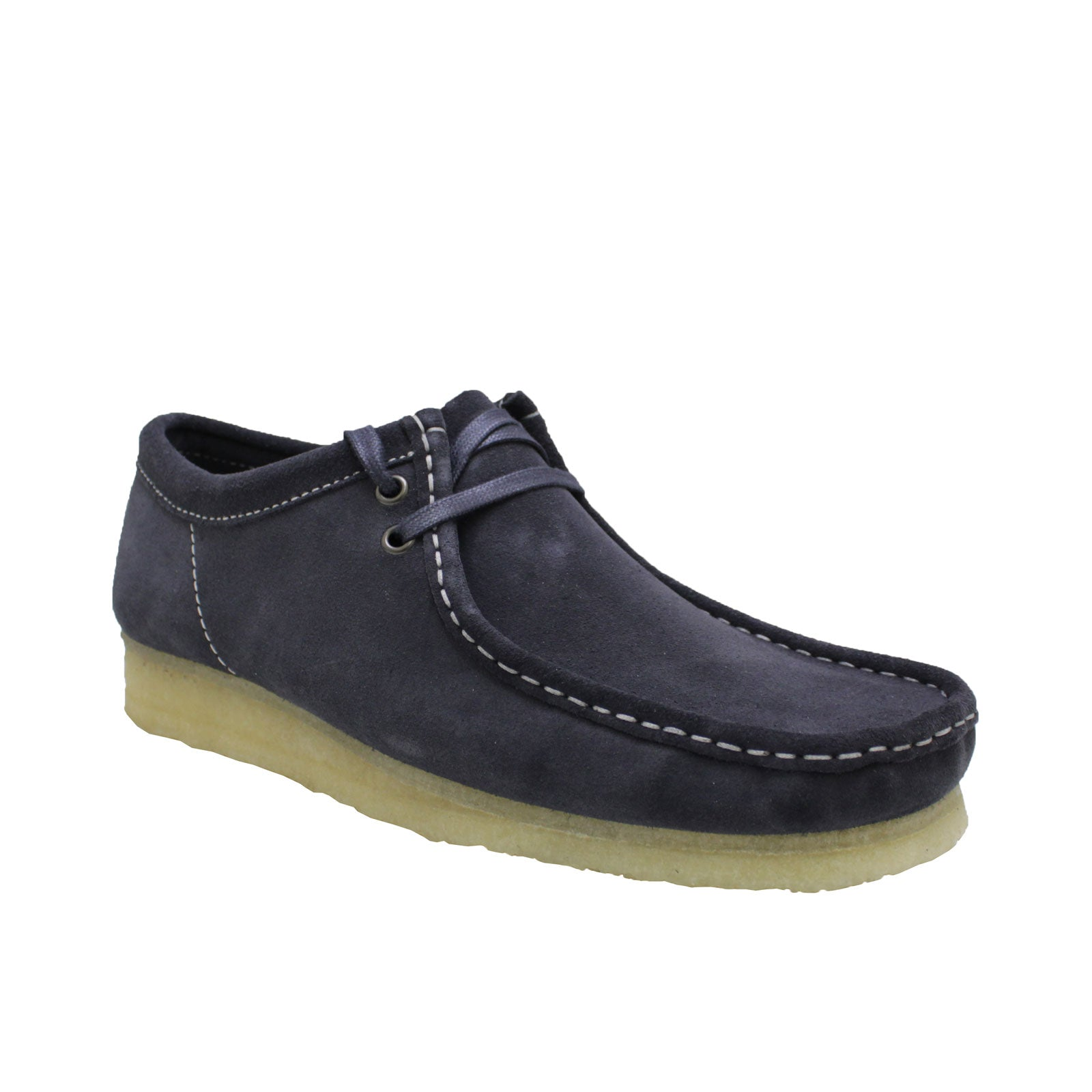 Clarks Wallabee 54744 (Ink Suede)