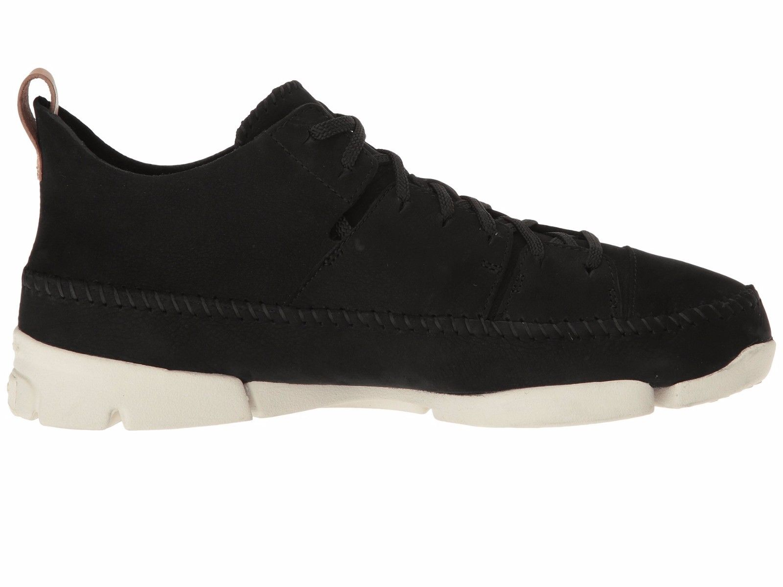 Clarks Trigenic Flex -Black Nubuck