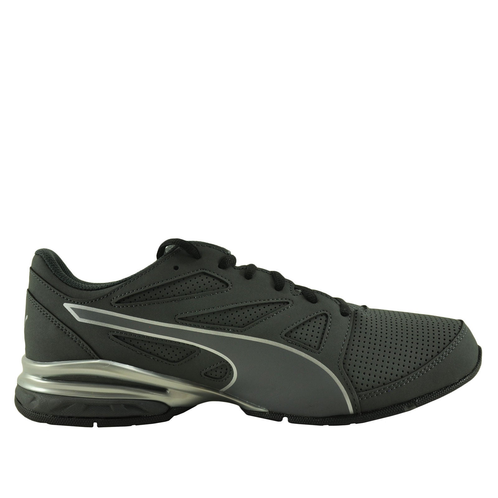 PUMA Tazon Modern SL FM- Dark Shadow-Silve