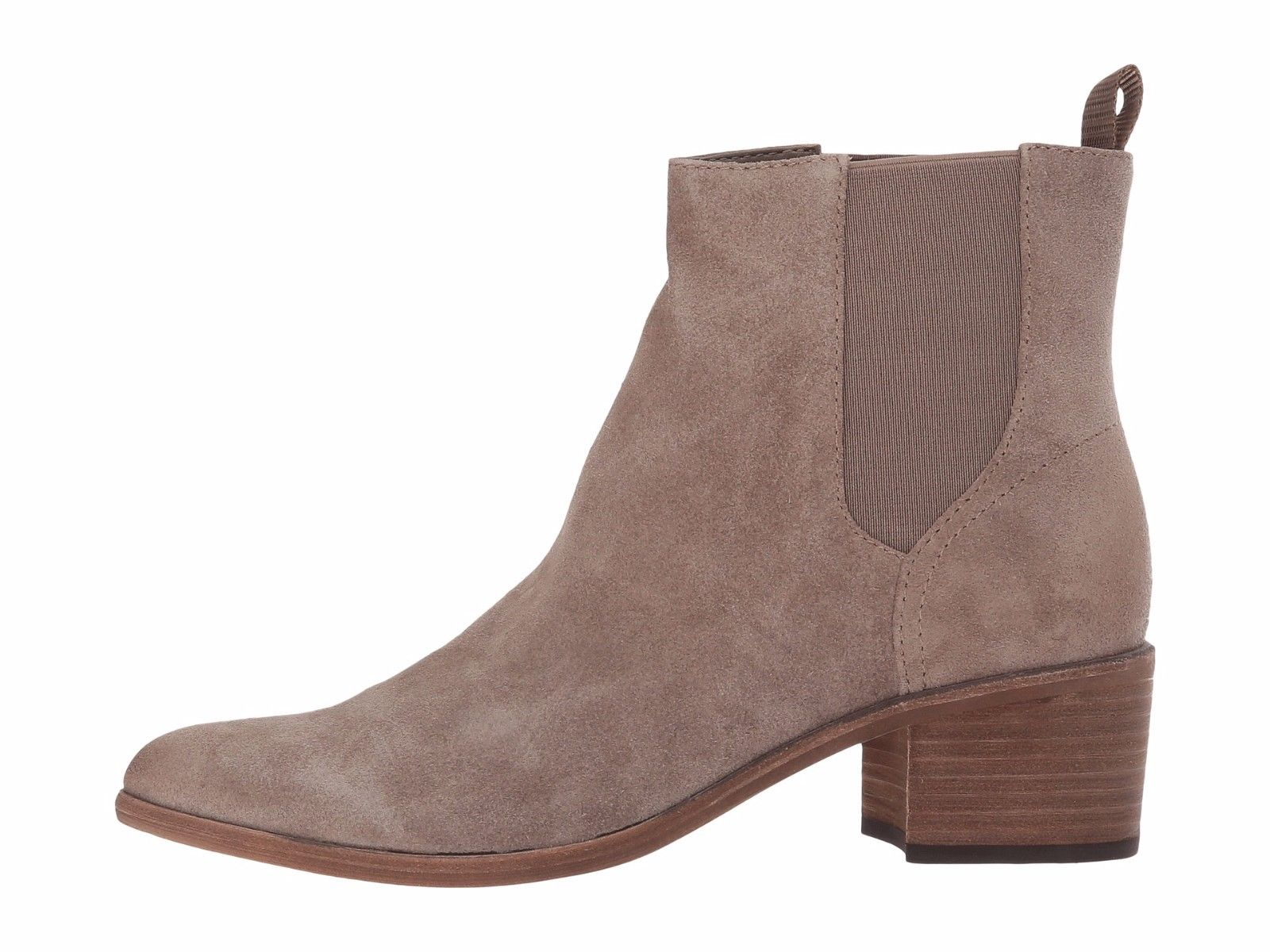 Womens Colbey Dark Taupe Suede Shoe Dolce Vita L1lV57yS