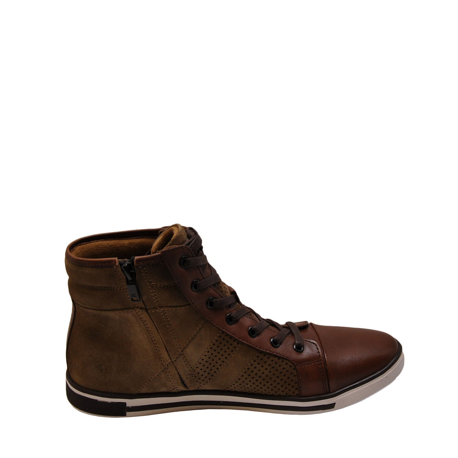 Kenneth Cole Men's Initial Point -Brown