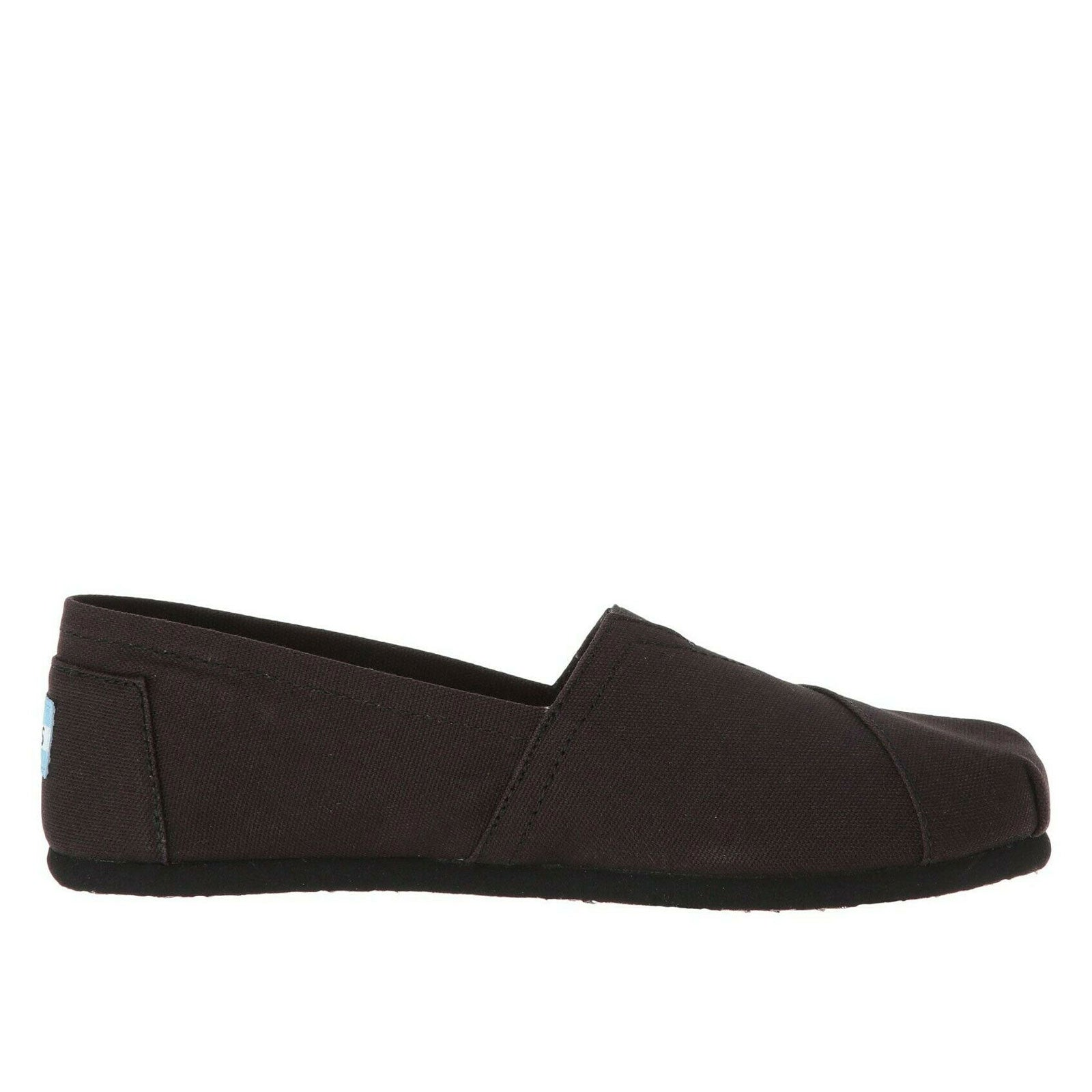 Toms Classic-Black on Black Canvas