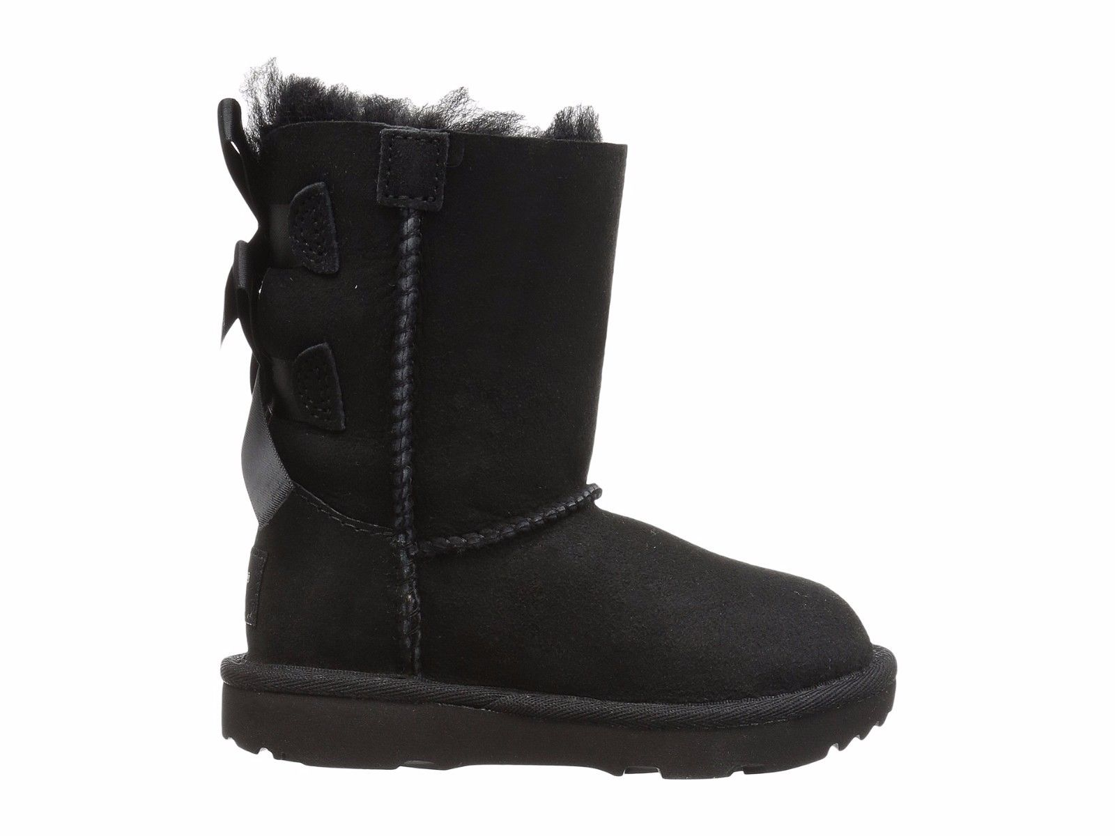 UGG® Bailey Bow Black