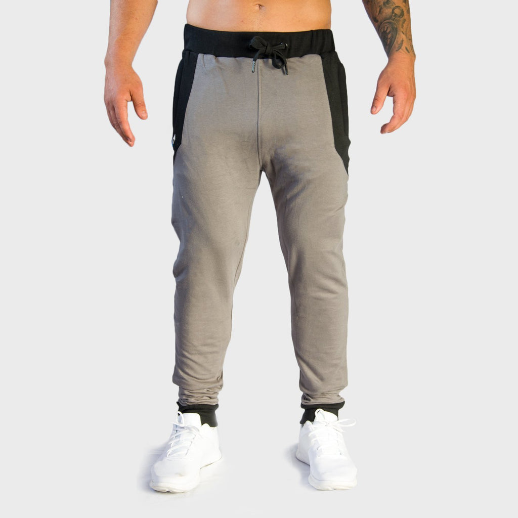 Kinetic Trackpants (Tapered) | Grey