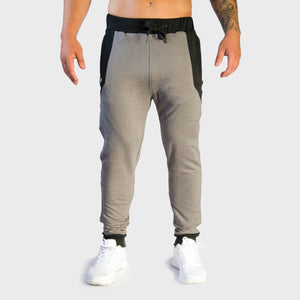 Kinetic Trackpants (Tapered) | Grey Main-image