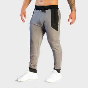 Kinetic Trackpants (Tapered) | Grey Thumbnails-1