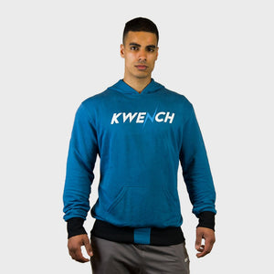 Kwench Mens Gym Fitness Athleisure Workout Hoodie Main-image