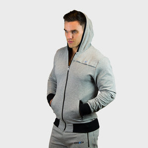 Kwench Mens Gym Fitness Athleisure Workout Hoodie Thumbnails-1