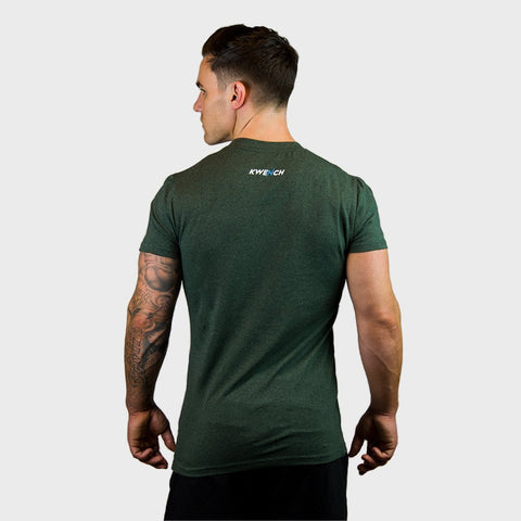 Kwench Mens Gym Workout Tshirt