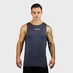 Kwench Mens Gym Vest Tank Stringer Hunk Main-image