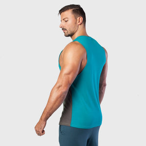 Kwench Mens Gym Vest Tank Stringer Thumbnails-2