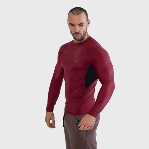 Kwench Crux long sleeve moisture wicking Tshirt