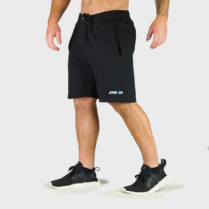 Vigor Shorts | Black Main-image