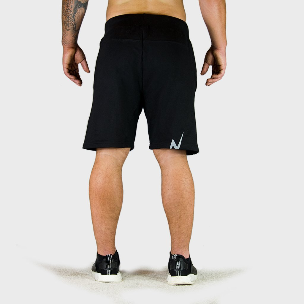 Vigor Shorts | Black