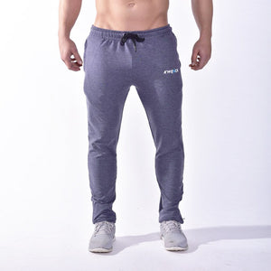 Kinetic Trackpants (Slim Fit) | Grey Main-image