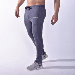 Kinetic Trackpants (Slim Fit) | Grey Thumbnails-1