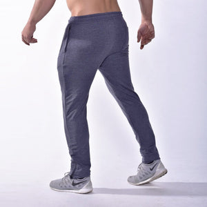 Kinetic Trackpants (Slim Fit) | Grey Thumbnails-2