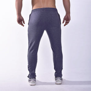 Kinetic Trackpants (Slim Fit) | Grey Thumbnails-3
