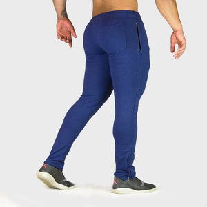 Kwench Mens Gym Track Pants Joggers Slim Thumbnails-1