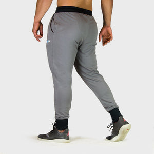 Kwench Mens Gym Track Pants Joggers tapered Thumbnails-2