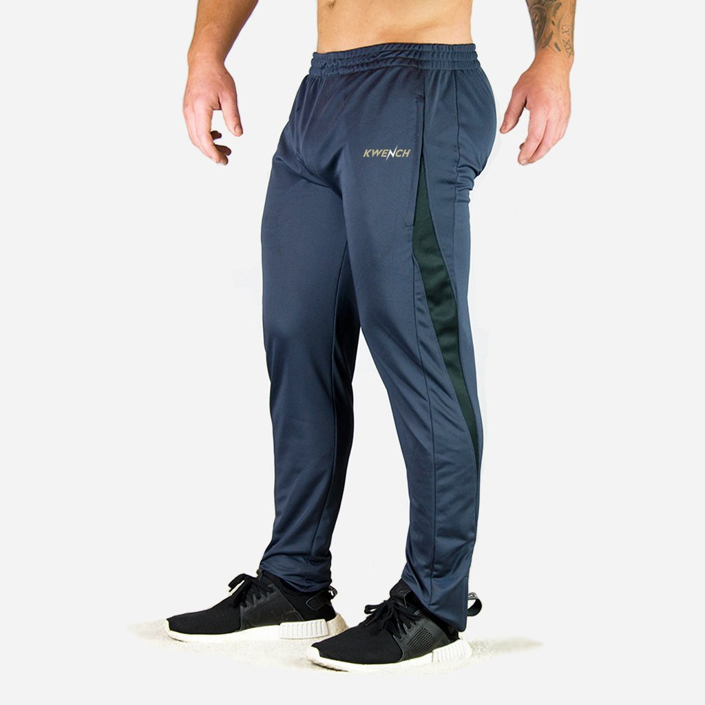 Kwench Axis Mens Gym Track Pants Joggers