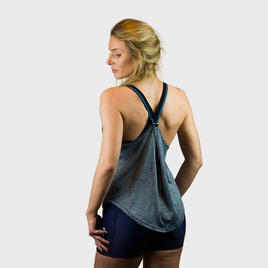 Space Training Vest | Grey