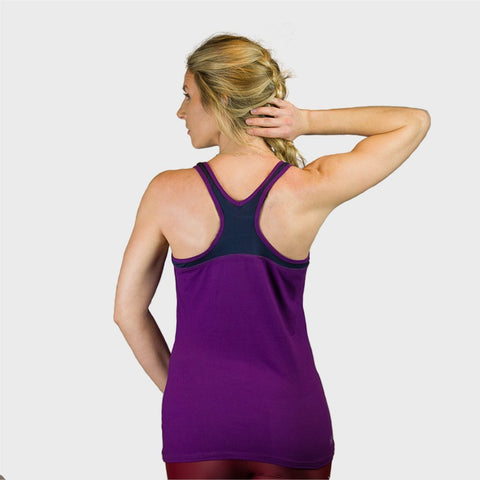 Kwench Womens Gym Training Yoga Workout Vest Tank Top