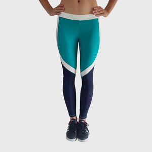 Kwench Womens Gym Fitness Leggings  Main-image
