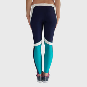Kwench Womens Gym Fitness Leggings  Thumbnails-3