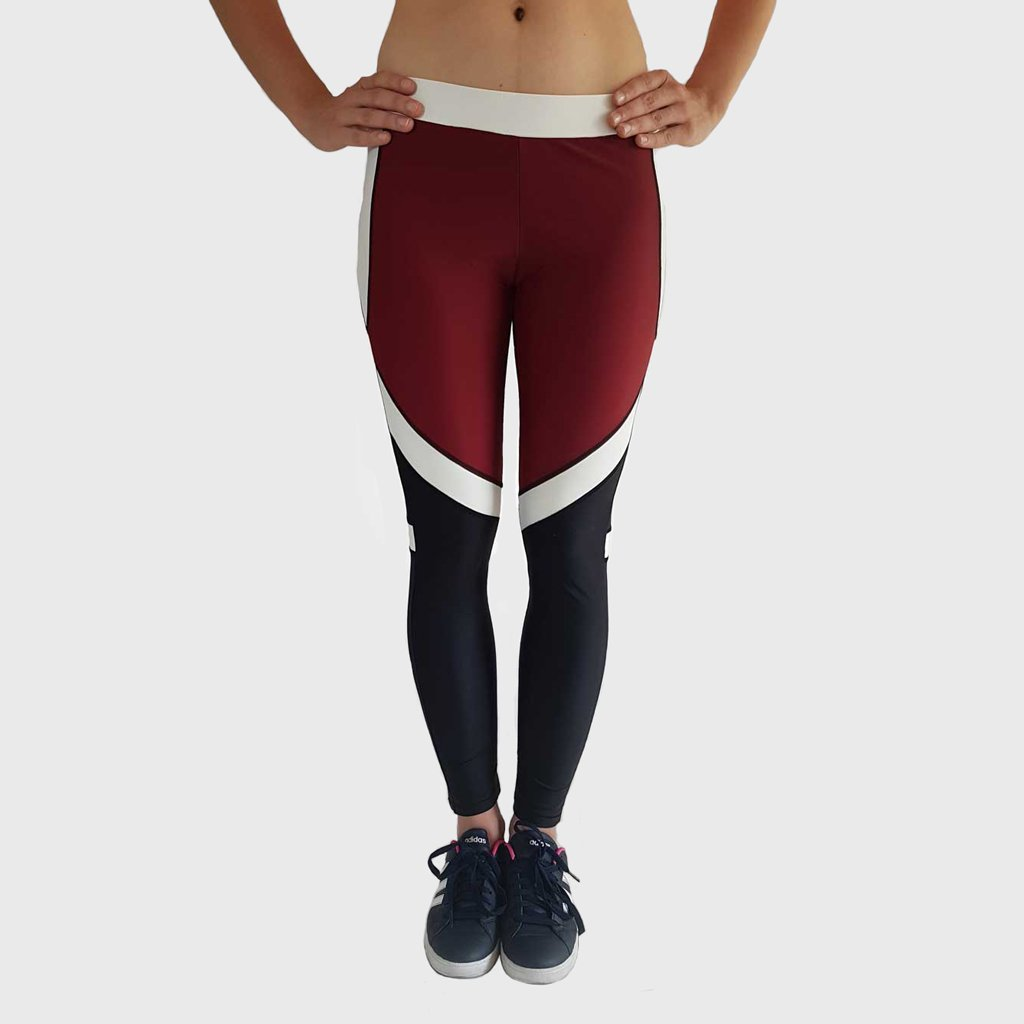 Kwench Womens Yoga Gym Fitness workout Squat proof Leggings
