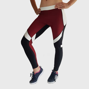 Kwench Womens Yoga Gym Fitness workout Squat proof Leggings Thumbnails-1