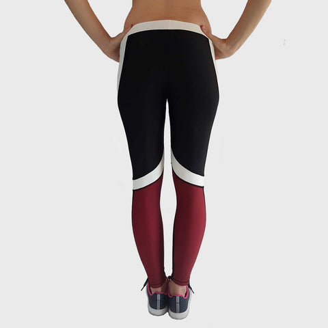 Kwench Womens Gym Fitness Leggings