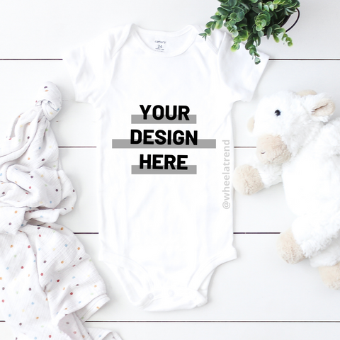 Any Personalised Babygrow