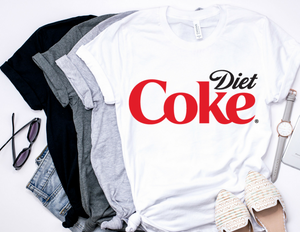 Diet Coke (Double Colour) T-shirt