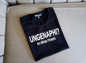 UNGENAPHI SMALL LADYFIT T SHIRT