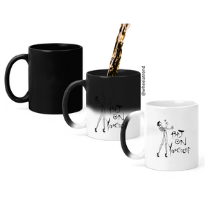 Bet On Yourself  Color Changing Mug