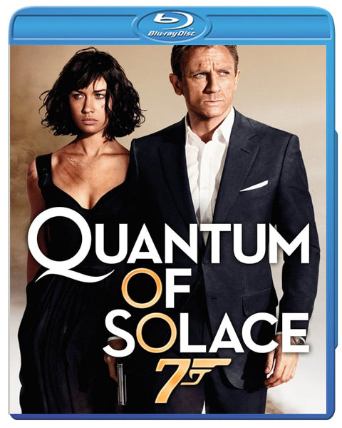 007: Quantum Of Solace 2008