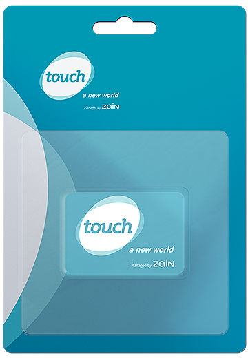 Touch Recharge Cards